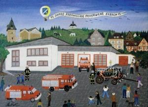 75 Jahre Freiwillige Feuerwehr Erbach im Taunus e.V.